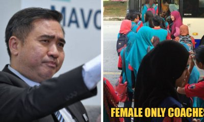Loke: There Are Now Women-Only Express Bus Services on The KL-Seremban Route - WORLD OF BUZZ 4