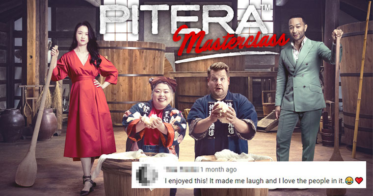 Looking For A Series To Binge Watch? Sk-Ii Pitera Masterclass Featuring John Legend, James Corden & More Won't Disappoint - World Of Buzz