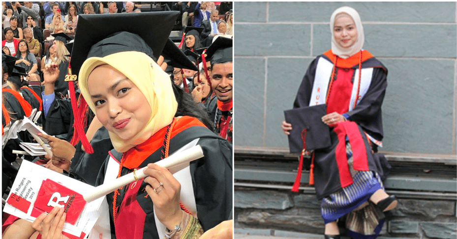 Malaysian Students Makes The Country Proud By Receiving The Highest Honors At An American University - World Of Buzz 2