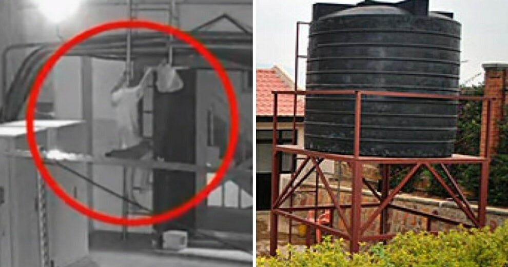 Man Used Apartment Water Tank As Toilet For A Year to As Revenge Against Neighbours - WORLD OF BUZZ 1