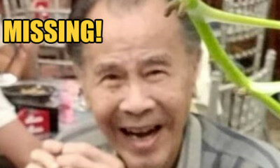 This 90yo Uncle Has Been Missing From His Home At Damansara Utama for 4 Days - WORLD OF BUZZ