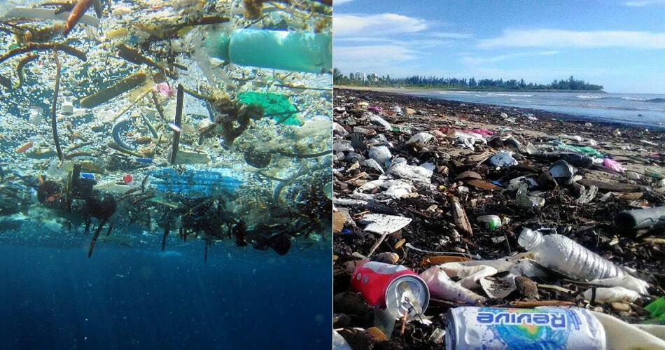 M'sia Gets Listed As One of The Countries Responsible For Ocean Pollution, Netizens Disagree - WORLD OF BUZZ