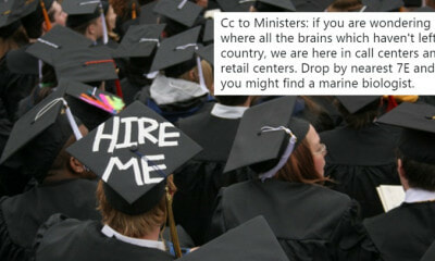 M'sian Calls Out Government For Wanting More Science Graduates but Not Providing Work Opportunities - WORLD OF BUZZ