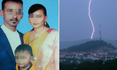 M'sian Couple & 3yo Son Die Due to Lightning, Expert Advises Public to Find Proper Shelter During Storms - WORLD OF BUZZ 4