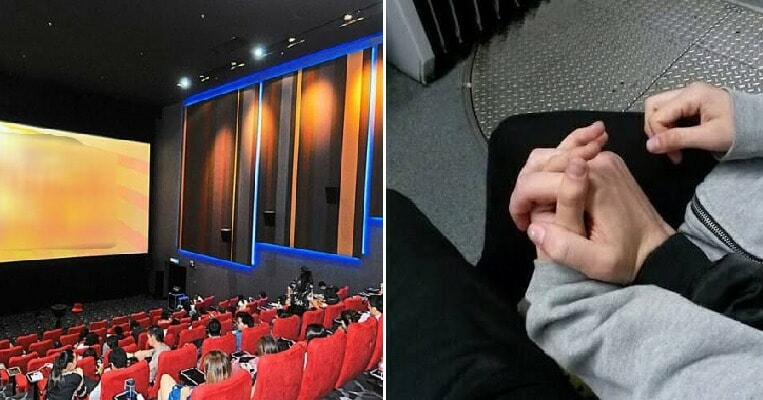 M'sian Girl Falls In Love With Handsome Stranger In Cinema, Finds Him Online 12 Hours Later - World Of Buzz 2