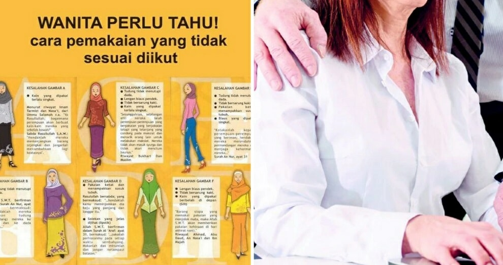 M'sian Uni Student Council Faces Backlash After Telling Female Students To Cover Up To Avoid Sexual Harassment - World Of Buzz 9