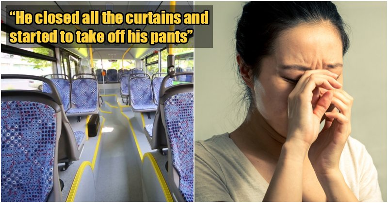 M'sian Woman Almost Got Raped After Boarding A Midnight Bus Alone In Johor Bahru - World Of Buzz 1