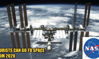 NASA is Going to Allow Tourists to Travel into Space - WORLD OF BUZZ 2