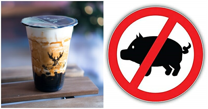 Netizen Explains Why Boba Tea Is Not Haram, States That It Is Too Expensive To Put Pork Products In Drinks - World Of Buzz