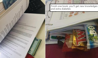 Netizen Shares Weird Study Tip Of Rewarding Yourself With Chocolate, Netizens Call The Tip As Han-choc - WORLD OF BUZZ 7