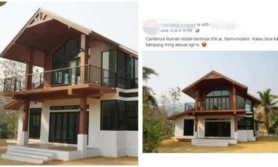 Netizen Slams Developer Selling House Beginning RM50k, Says That It Is A Scam! - WORLD OF BUZZ