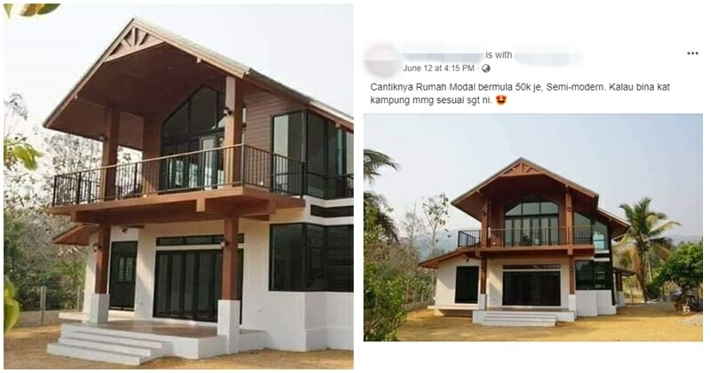 Netizen Slams Developer Selling House Beginning RM50k, Says That It Is A Scam! - WORLD OF BUZZ