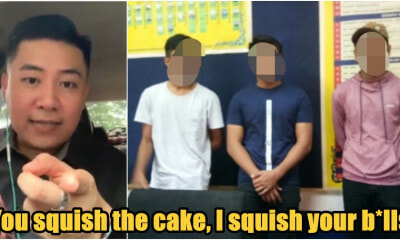 Netizen Triggered By FamilyMart Vandals, Showcase Anger By Threatening To Grab Their B*lls As Punishment - WORLD OF BUZZ 3