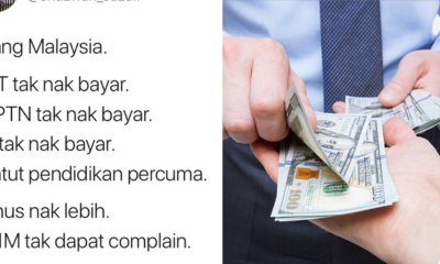 Netizen's Comment on M'sian Attitude of Entitlement For Subsidies Starts Fierce Debate - WORLD OF BUZZ