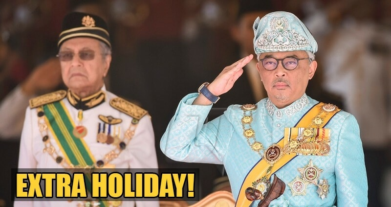 Official: 30 July Announced As A National Public Holiday For Agong's Coronation - World Of Buzz 1