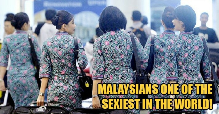 Omg! Malaysia Is The Top 50 Sexiest Nation In The World! - World Of Buzz 1