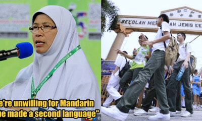 PAS Muslimat Delegate: End The Vernacular Schools Because Races Can't Unite - WORLD OF BUZZ