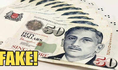 Police: Beware of Fake $50 and $100 Singapore Notes That Are Going Around - WORLD OF BUZZ