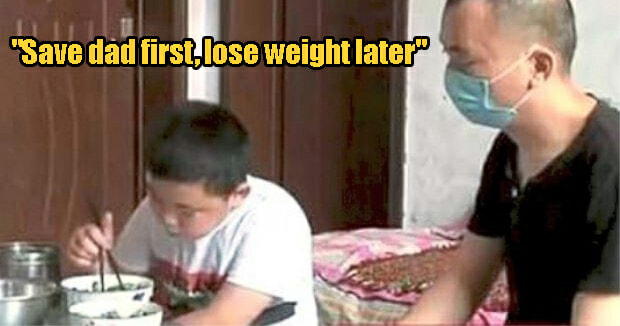 Boy Gains 10Kg Afeats 5 Meals A Day To Put On Weight - World Of Buzz