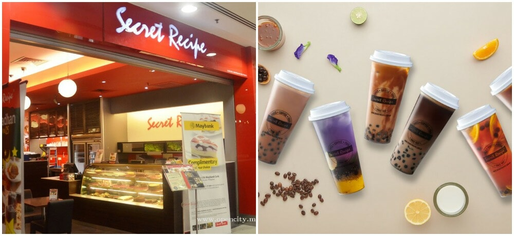 Secret Recipe Introduces Their Very Own Boba Series! - World Of Buzz 3