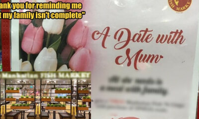 "Singaporean Single Mother Denied Mother's Day Promotion Because ""Father is Missing"" - WORLD OF BUZZ"