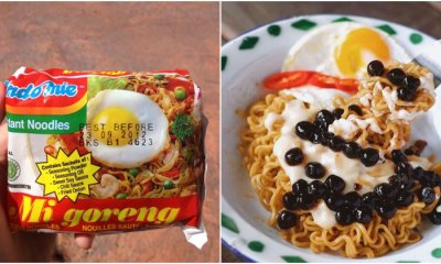 Someone Just Made Mee Goreng Boba and We're Done with the Internet for Today - WORLD OF BUZZ