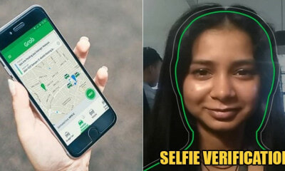Starting From 12 July, All Grab Passengers Must Send a Selfie For Identity Verification - WORLD OF BUZZ