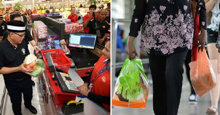 Starting July 1, All Plastic Bags & Straws in Pahang Will Be Banned on Saturdays and Sundays - WORLD OF BUZZ 3