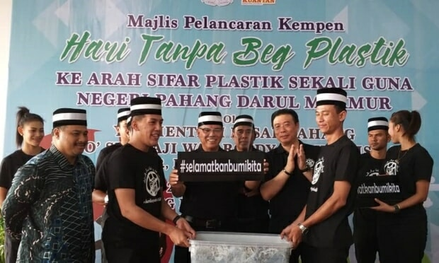 Starting July 1, All Plastic Bags & Straws in Pahang Will Be Banned on Saturdays and Sundays - WORLD OF BUZZ