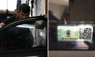 Starting July 2020, You Can Be Fined Up to RM250K for Selling Vehicle Window Tints Without SIRIM & QR Code - WORLD OF BUZZ 4