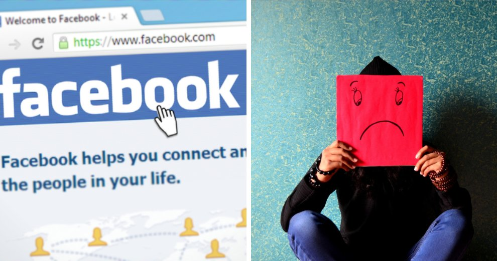 """Study Reveals That Mental Diseases Can Be """"Diagnosed"""" By Looking Through Your Facebook Posts - WORLD OF BUZZ"""