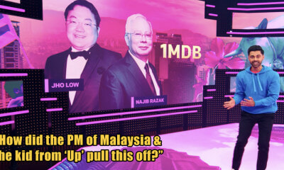 U.S. Comedian Breaks Down 1MDB Scandal & Talks About Jho Low on Netflix Show - WORLD OF BUZZ