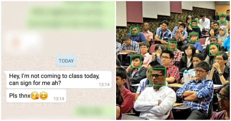 Uum Lecturer Creates Facial Recognition Software So You Can't Ponteng Class Anymore - World Of Buzz 1
