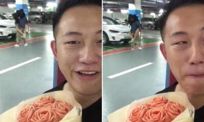Viral Photos Show Man Who Wanted to Surprise GF On Birthday But She Was Hugging Another Guy - WORLD OF BUZZ 3