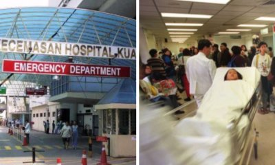 Viral Twitter Posting To Help The 80% Of Us Malaysians Who Misuse Hospital Emergency Departments - WORLD OF BUZZ