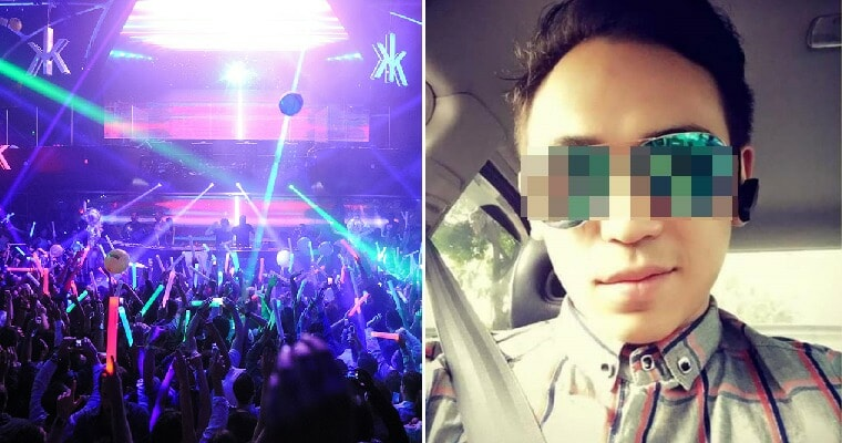 Young Johor Man Sadly Dies After Fighting At Club For Accidentally Bumping Into Other Group - WORLD OF BUZZ 2