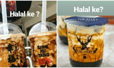 Your Favourite Bubble Tea Outlet Might Not Be Halal, According to This Viral FB Post - WORLD OF BUZZ