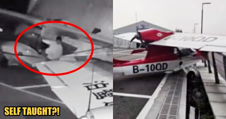 13yo Boy Snuck into Two Aircrafts and Drove in a Few Circles Before Crashing - WORLD OF BUZZ 4