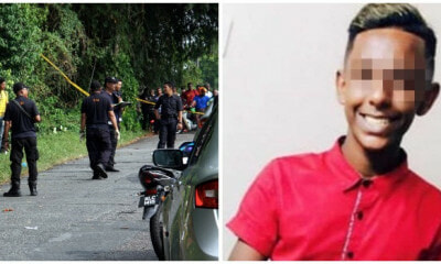 14yo Girl and Teenage Boyfriend from Taiping Under Arrest for Alleged Murder of Her 16yo Brother - WORLD OF BUZZ 3