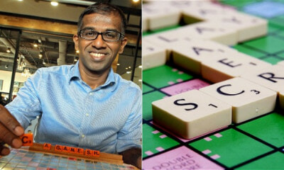Former English Teacher from Klang Officially Crowned the World Scrabble Champion - WORLD OF BUZZ