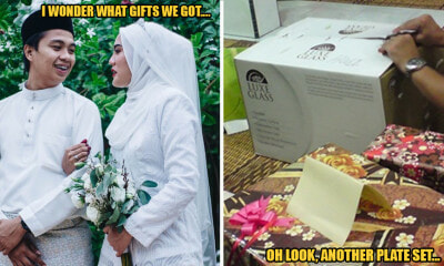 4 Just-Married Malaysian Couples Share What Guests Should REALLY Gift Them - WORLD OF BUZZ 12