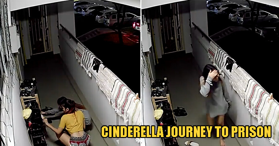 Two Girls Go Shoe Shopping at Neighbour's House When They Realise There's a Camera - WORLD OF BUZZ