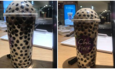 Chatime Employee's Boba Overloaded Staff Drink - WORLD OF BUZZ