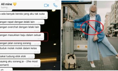 M'sian Girl Faces Backlash After She Called Her BF's Controlling List Of Rules 'Cute' - WORLD OF BUZZ