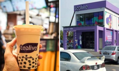Attention Penangites, The First Tealive Drive-Thru Has Opened Near You! - WORLD OF BUZZ