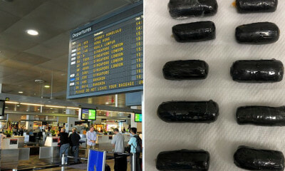 Australian Police Arrest M'sian After Taking Him to Hospital to Poop Out 16 Heroin-Filled Pellets - WORLD OF BUZZ
