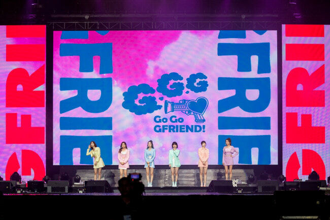 """""""Baby Sayang, Saya Suka Kamu,"""" GFRIEND Wows Malaysian Fans with BM Phrases During Their Concert - WORLD OF BUZZ 1"""