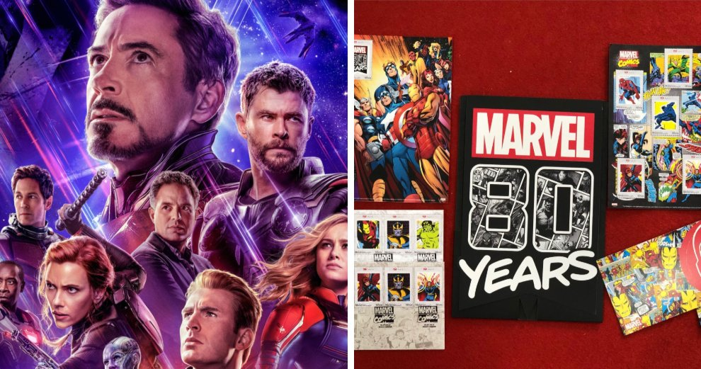 Calling All Marvel Fans! Pos Malaysia Has Just Released Limited Edition Marvel Stamps! - WORLD OF BUZZ 1