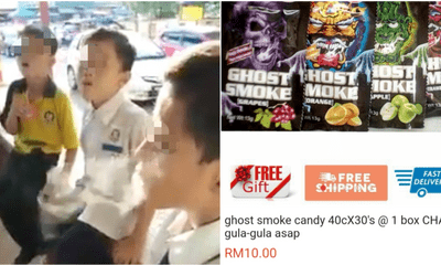 Cheap Candies Available Online That Allows Kids To Mimic Smoking Or Vaping - WORLD OF BUZZ 3