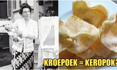 "Did You Know Dutch People Also Use the Words ""Keropok"" and ""Tauge""? - WORLD OF BUZZ 7"